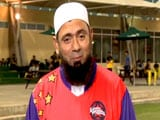 Bowling With Murali in MCL Will be a Lifetime Experience: Saqlain