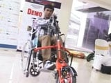 Video : Bengaluru Gets A Glimpse of Gen-Next Aids For People With Disability