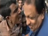 Video : Former Diplomat TP Sreenivasan Attacked By Student Activists In Kerala