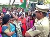 Video : जमीन आवंटन विवाद : हेमी मालिनी के घर के पास कांग्रेस का प्रदर्शन