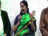 Video : खुदकुशी करने वाला छात्र रोहित वेमूला दलित नहीं था, सारे आरोप बेबुनियाद : सुषमा