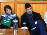 Video : Mehbooba Mufti Breaks Silence, Party Talks of Trust Deficit With BJP