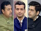 Video : Delhi Garbage War: AAP Vs BJP