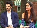 Video : Katrina Says, Keep My Personal Space Separate