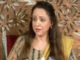 Video : जमीन नहीं हड़पी है, पूरी कीमत चुकाऊंगी : हेमा मालिनी