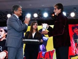 Video: Big B Raised The Bar For Lifetime Achievement Award: Anand Mahindra