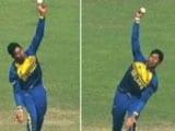 Video: Sri Lanka's Kamindu Mendis Reveals Ambidextrous Skills