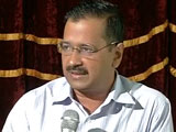 Video: Arvind Kejriwal's Solution To Strike That Has Raised A Stink In Delhi