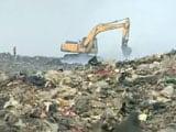 Video : मुंबई : देवनार डम्पिंग ग्राउंड में फिर सुलगी आग