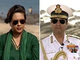Video: Exclusive: Women On Warships Very Soon, Navy Chief Tells NDTV