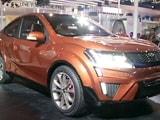 Walkabout: Mahindra XUV Aero Concept