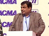 Video : Nitin Gadkari Addresses Media at The Inauguration of Auto Expo 2016