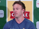 Video : AB de Villiers Rues Lack of Partnerships After SA Lose ODI vs England