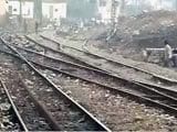 Video : छत्रपति शिवाजी टर्मिनस के पास पलटी मालगाड़ी, ट्रेनों की आवाजाही प्रभावित