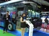 Video : ऑटो एक्सपो में पेश की गई इलेक्ट्रिक बस, देखिए इसकी खासियतें