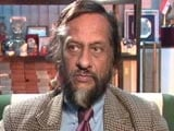 Video : New TERI Chief Joins, RK Pachauri Stays On In New Capacity