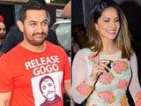 Video: When Aamir Met Sunny Leone