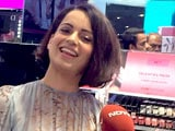 Kangana Ranaut Lets You In On Her Makeup Secrets