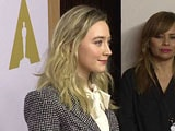 Video : Oscar Luncheon: Best Actress Nominees Honoured