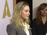 Video: Oscar Luncheon: Best Actress Nominees Honoured