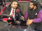 Video: Auto Expo: Indian Design Team Showcases Hyperion1 Roadster