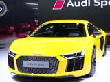 Video : Next Gen Audi R8 V10 Plus Launched at Expo