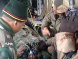 Video : Siachen Miracle Rescue: 'Jolly Good', Said General, Before Breaking Down