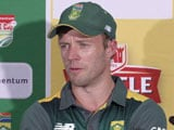 Video : AB de Villiers Lauds Quinton de Kock, Hashim Amla After Win Over England