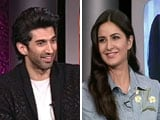Video : Aditya, Katrina on Fitoor's Noor and Firdaaus