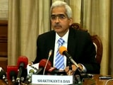 Video : Decline in Rupee, Stocks Not Exceptional: Shaktikanta Das