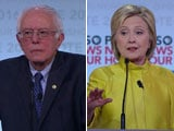 Video : Hillary Clinton, Bernie Sanders Spar On Health Care Early In Debate
