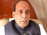 Video: Won't Spare Those Behind Anti-India Slogans: Rajnath On JNU Protest