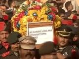 Video : हनुमंतप्पा का पूरे राजकीय सम्मान के साथ अंतिम संस्कार संपन्न