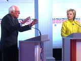 Video: Debate Between Clinton and Sanders Heats Up After New Hampshire