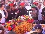 Video : Thousands Bid Farewell To Siachen Braveheart Lance Naik Hanamanthappa