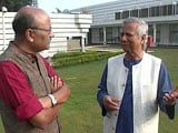 Video : Walk The Talk With Nobel Laureate Muhammad Yunus