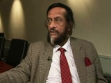 TERI Council Sends RK Pachauri On Indefinite Leave