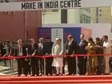 Video : PM Narendra Modi Opens 'Make In India' Centre In Mumbai