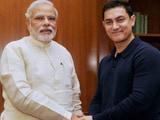 Video : 'मेक इन इंडिया वीक प्रोग्राम' में आमिर और पीएम मिले