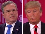 Video: Donald Trump, Jeb Bush Get Personal In Heated Debate Clash