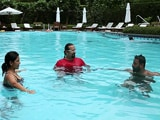 Video: Fun and Fitness: You Must Try the Aqua Workout