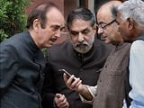 Video : What Arun Jaitley Was Showing Opposition Leaders On His Phone