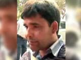 Video : Again. Journalist Beaten At JNU Hearing, Same Lawyer Involved