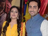 Video : Ayushmann, Bhumi's Manmarziyan Begins Filming
