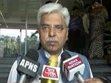 Video : Arrest Us, Say JNU Students. Police Chief BS Bassi Says 'Surrender'