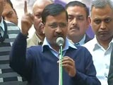 Video : 'Don't Mess With Students, Modiji!' Says Arvind Kejriwal, Joining Protest
