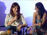 Video : Twinkle Khanna Shines at Finding Fanny Book Launch