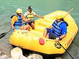Video: River-rafting's Good for Muscles, Helps Beat Stress