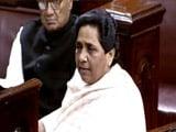Video : 'Will Cut Off Head': Smriti Irani Gets Reminder From Mayawati