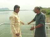 Video: Walk The Talk With Chandrababu Naidu